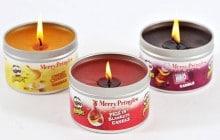 Les bougies parfumées aux chips Pringles — WTF déco