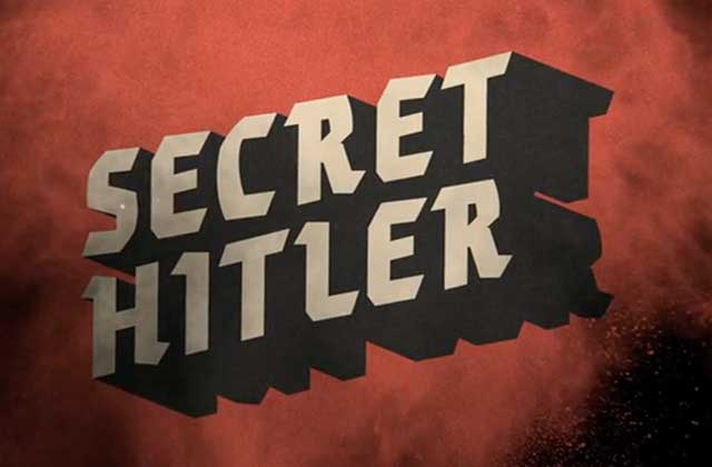 « Secret Hitler », une revisite du « Loup Garou » couplé au point Godwin