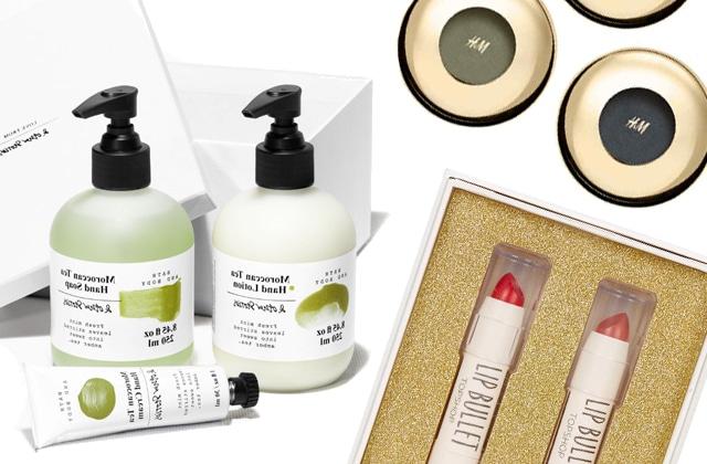 Sélection de cadeaux beauté à moins de 20€ pour Noël 2015