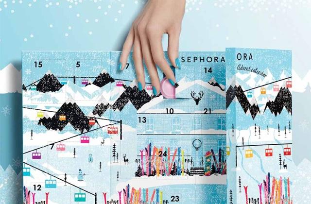 Sephora sort une jolie collection de produits pour les fêtes !