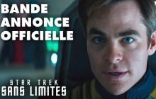 «Star Trek : Sans Limites» a sa bande-annonce !