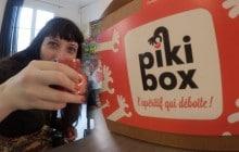 La Piki Box et ses apéros originaux testés par la rédac (qui mange donc des criquets) !