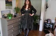 Tuto mode en vidéo — La swing dress des années 50, avec Le Bon Coin