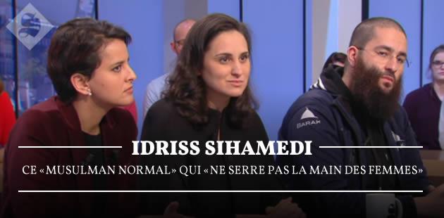Idriss Sihamedi, ce «musulman normal» qui «ne serre pas la main des femmes»