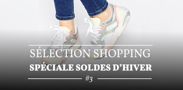 Sélection shopping spéciale soldes d'hiver 2016 #3