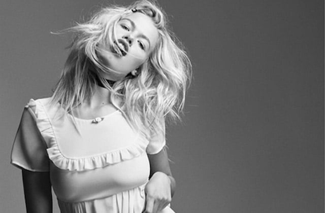 Courtney Love crée une collection pour Nasty Gal
