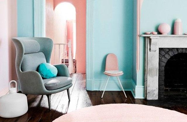 Adopte les deux couleurs Pantone 2016 dans ta déco !