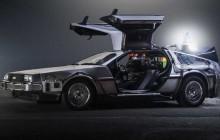 Les DeLorean façon «Retour vers le futur» reviennent!