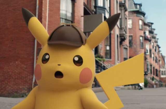 «Detective Pikachu», l'OVNI sur Nintendo 3DS qui mêle Pokémon et… Sherlock Holmes