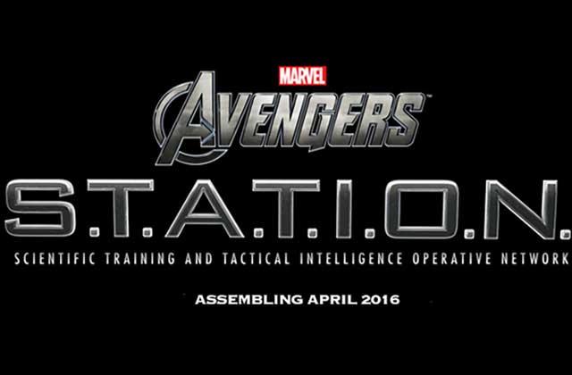 L'expo «Avengers S.T.A.T.I.O.N» arrive à Paris en avril 2016!