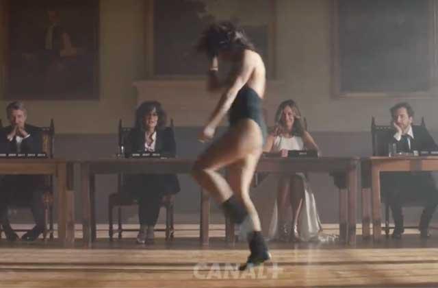 Florence Foresti auditionne façon «Flashdance» pour présenter les César 2016