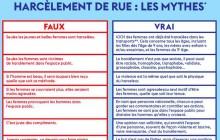 Les mythes sur le harcèlement de rue, déconstruits par Paye Ta Shnek