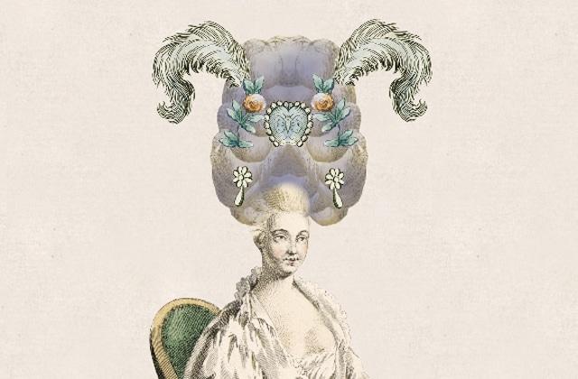 Crée des perruques du XVIIIème totalement folles (et procrastine toute la journée) !