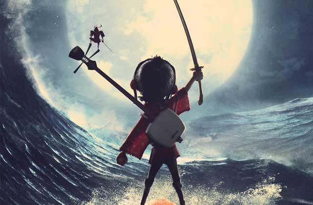 L'époustouflant «Kubo and the Two Strings», des studios Laika, a sa première bande-annonce