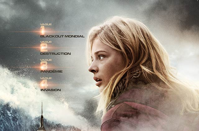 « La 5ème Vague », un film de science-fiction avec Chloë Grace Moretz — Extrait exclusif
