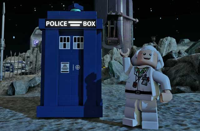LEGO Dimensions s'offre un nouveau trailer avec «Doctor Who», «Retour vers le futur» et « Ghostbusters»
