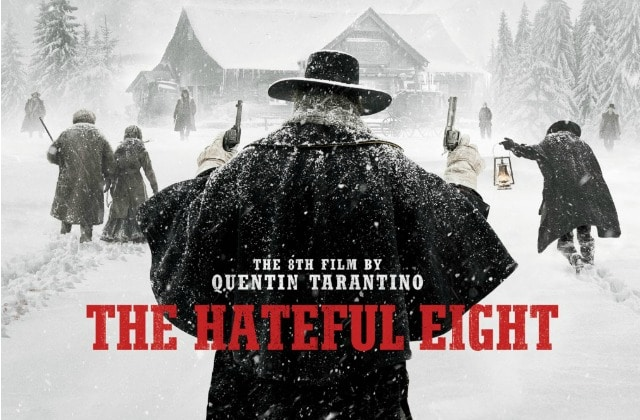 « Les Huit Salopards » (« The Hateful Eight »), un western sanglant qui en impose