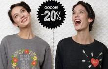 Locher's offre -20% aux madmoiZelles!