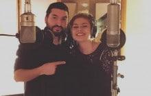 «Un Automne à Paris», la superbe chanson hommage aux victimes des attentats, par Ibrahim Maalouf et Louane