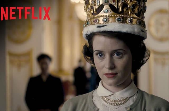 Netflix présente «The Crown», une série sur le règne de la reine Elizabeth II