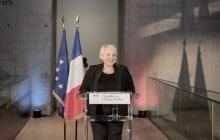 Pascale Boistard, Secrétaire d'État aux Droits des femmes, présente ses voeux pour 2016: toujours plus d'égalité