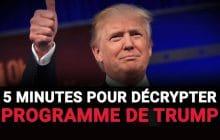 HugoDécrypte le programme de Donald Trump, le nouveau président des États-Unis