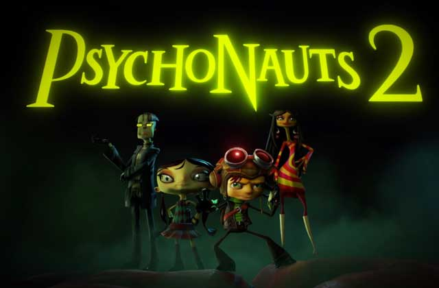 Le jeu très attendu «Psychonauts 2» va voir le jour grâce au crowdfunding!
