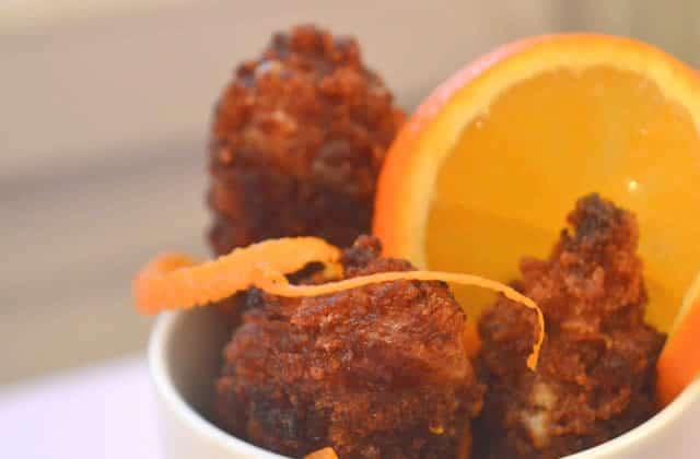 Recette du poulet frit au pain d'épices, un délice qui croustille