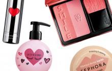 Sélection shopping beauté pour une St Valentin rose et dégoulinante