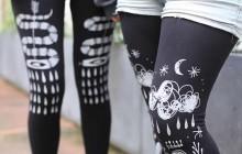 Tarmasz & KKR créent TRBKRR, une marque de leggings et t-shirts qui claquent