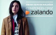 Trois tenues soldées composées chez Zalando