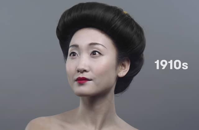 «100 Years of Beauty» épisode 16 est dédié à la beauté des Japonaises