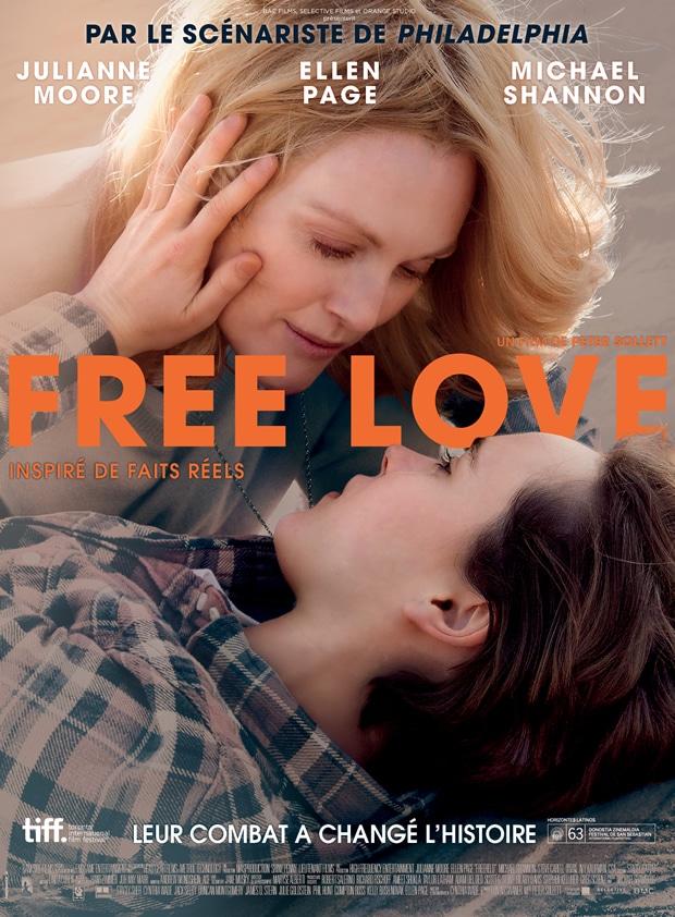 Free-LoveAffiche