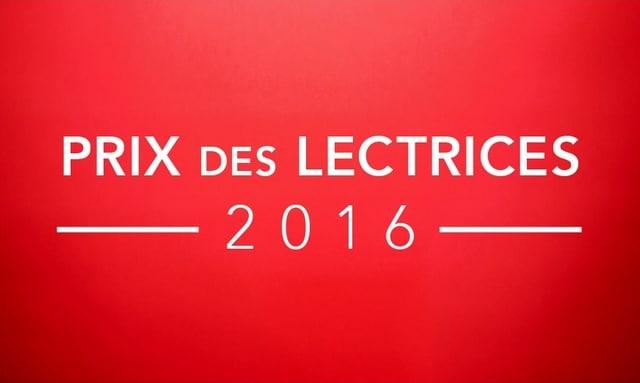 Votez pour le Prix des Lectrices 2016 !