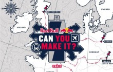 Le « Can you make it Challenge », un voyage fou à travers l'Europe