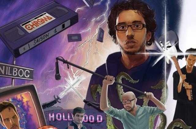 « Chroma», la websérie de Karim Debbache, dissèque «Rollerball»!