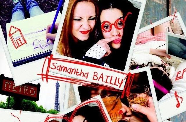 Découvrez «Nos âmes rebelles», le nouveau roman de Samantha Bailly (+concours!)