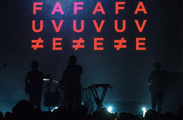 FAUVE sort « 150.900 », un nouvel album live, en avril 2016 !