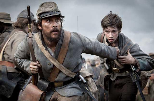 Matthew McConaughey mène une révolution dans «Free State of Jones»