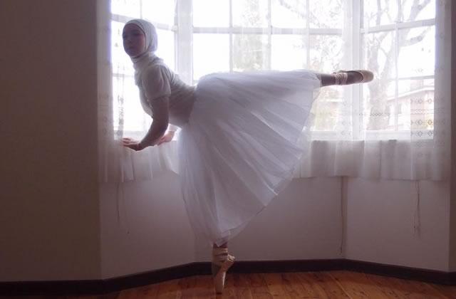 Stephanie Kurlow, future première ballerine australienne en hijab?