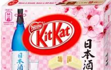 Les Kit-Kat au saké, une nouveauté WTF venue du Japon !