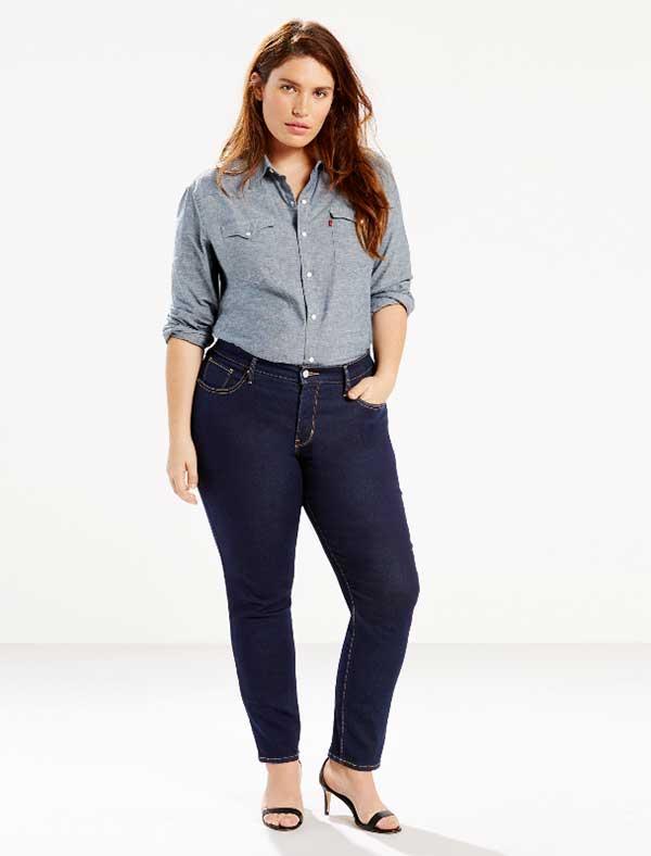 levi 39 s sort des jeans grandes tailles. Black Bedroom Furniture Sets. Home Design Ideas