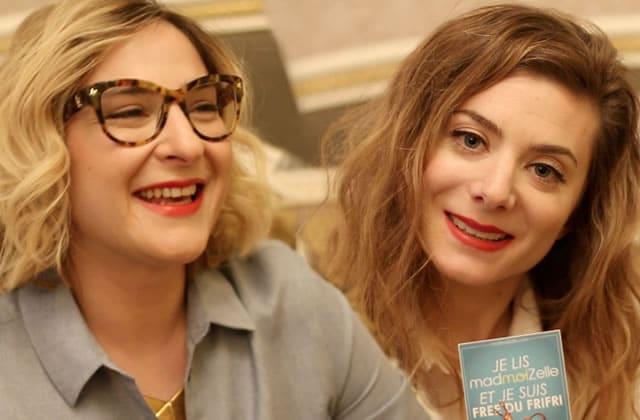 Marilou Berry & Sarah Suco parlent de « Joséphine s'arrondit » en vidéo