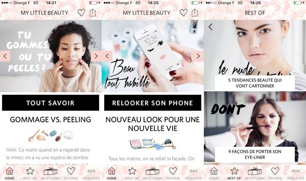 my-little-beauty-app