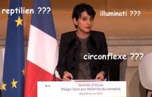 Quand Najat Vallaud-Belkacem trolle les complotistes… Pour la bonne cause