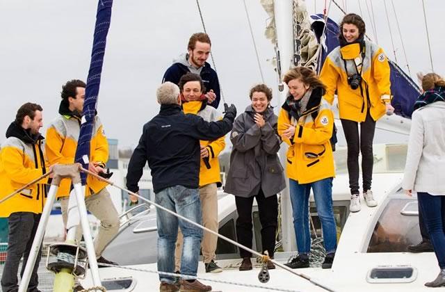 Le «Nomade des mers » : 3 ans sur un bateau autonome en énergie