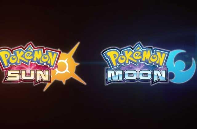 Pokémon Moon et Sun annoncés pour la fin de l'année 2016!