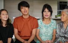 Quatre générations de femmes à l'honneur dans le projet «Les rivières»
