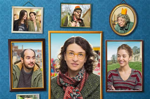 «Rosalie Blum», joli conte du quotidien avec Kyan Khojandi, a sa bande-annonce!