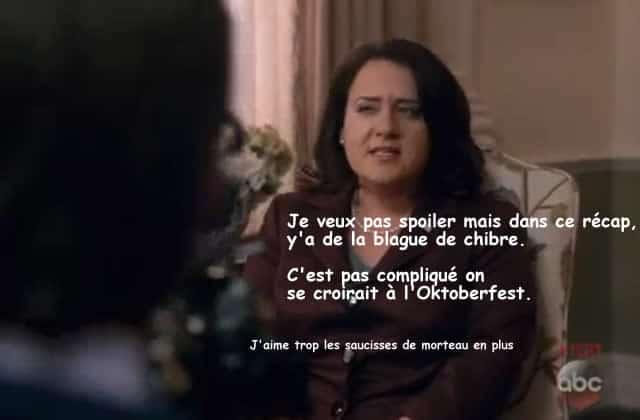 Scandal S05E11 — Le récap rigolo